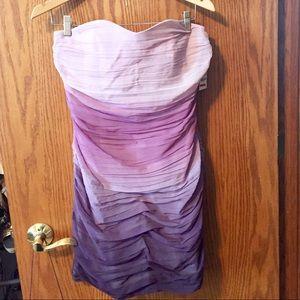 Macy's INC International Concepts Ombré Dress